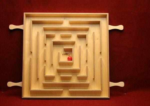 labyrint verhuur
