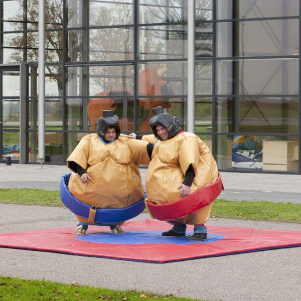 sumopakken volwassenen verhuur