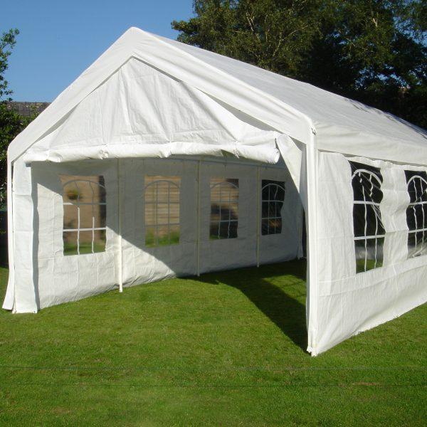 Partytent 8x4 meter huren Feesttent tent te huur huren verhuur